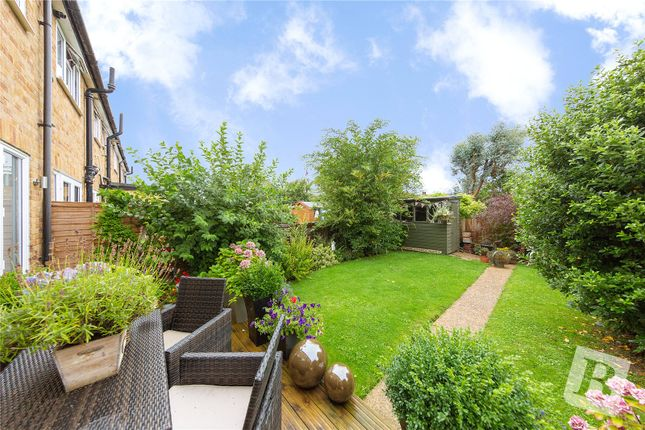 Thumbnail Terraced house for sale in Orange Tree Close, Chelmsford, Essex