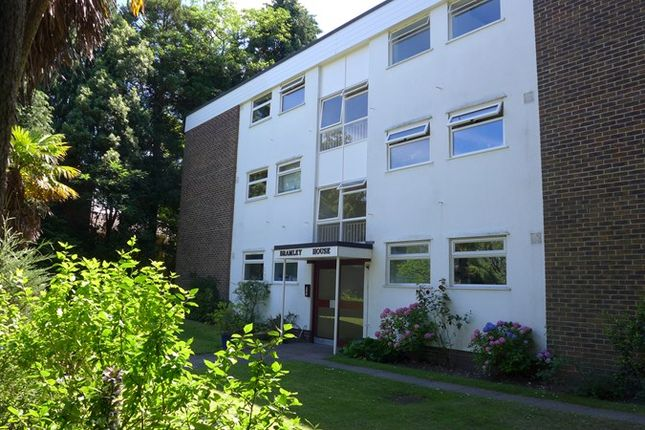 Thumbnail Flat to rent in Surrey Road, Westbourne, Poole