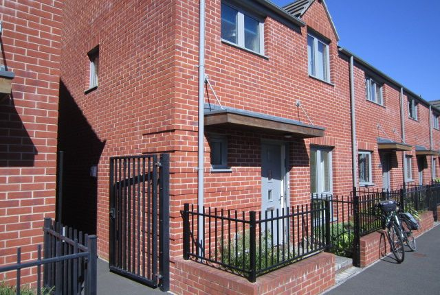 Thumbnail End terrace house to rent in Duke Street, Devonport, Plymouth