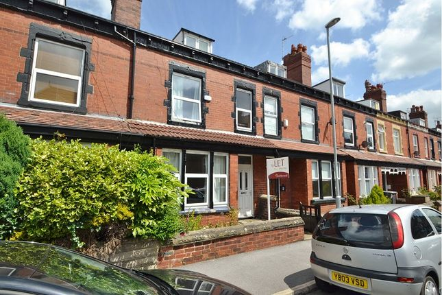 Thumbnail Terraced house to rent in Roman Place, Roundhay, Leeds