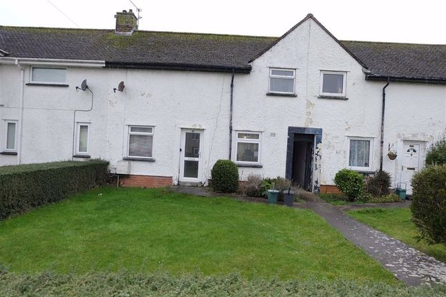 2 bed terraced house for sale in Castle Road, Rhoose, Vale Of Glamorgan CF62