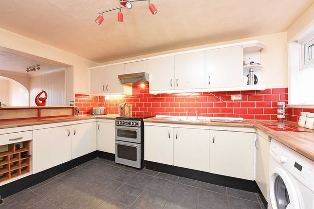Thumbnail Terraced house for sale in Cornish Close, Basingstoke