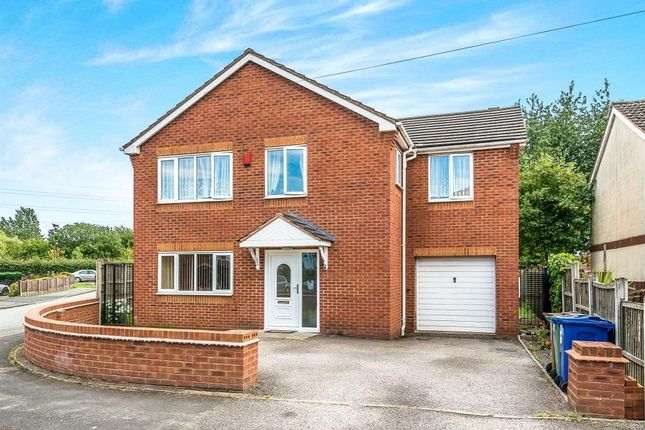 Thumbnail Detached house to rent in Braemar Road, Norton Canes, Cannock
