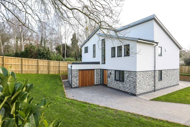 Thumbnail Detached house for sale in Lark Hill Road, Worcester, Worcestershire