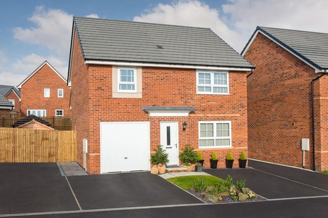 """Thumbnail Detached house for sale in """"Windermere"""" at Station Road, Methley, Leeds"""