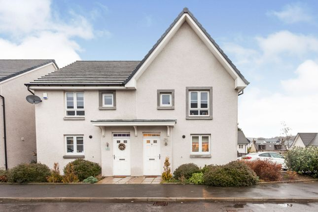 Thumbnail Semi-detached house for sale in Mugiemoss Place, Aberdeen