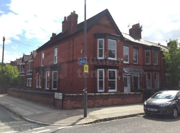 Thumbnail Shared accommodation to rent in Arundel Avenue, Liverpool, Merseyside