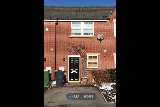 Thumbnail Terraced house to rent in Woodlea Avenue, Leeds