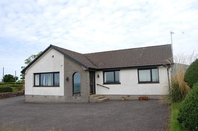 Thumbnail Detached bungalow to rent in Southview Bungalow, Mauchline, East Ayrshire