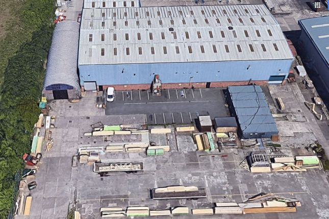 Thumbnail Warehouse to let in Goodlass Road, Liverpool