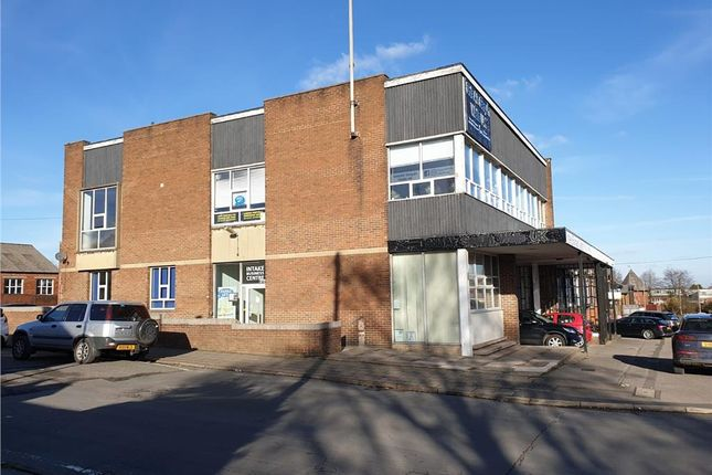 Office to let in Offices Intake Business Centre, 4 Sylvester Street, Mansfield, Nottinghamshire