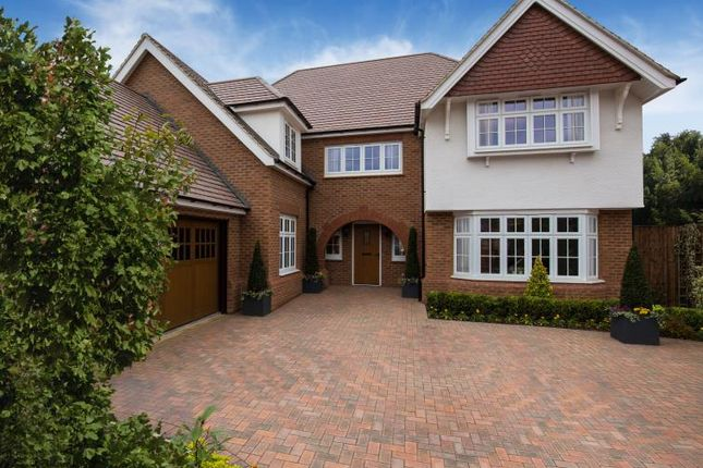 Thumbnail Detached house for sale in Oak View, Burcote Road, Wood Burcote, Towcester