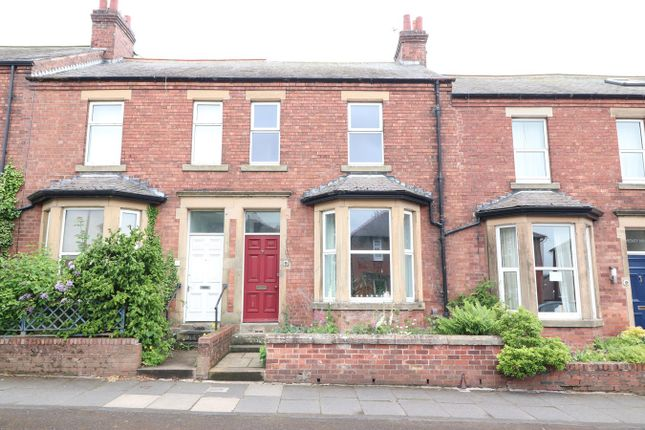 Thumbnail Terraced house for sale in Rosebery Road, Stanwix, Carlisle