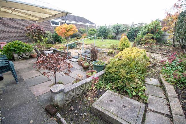 Rear Garden of Lymbridge Drive, Blackrod, Bolton BL6