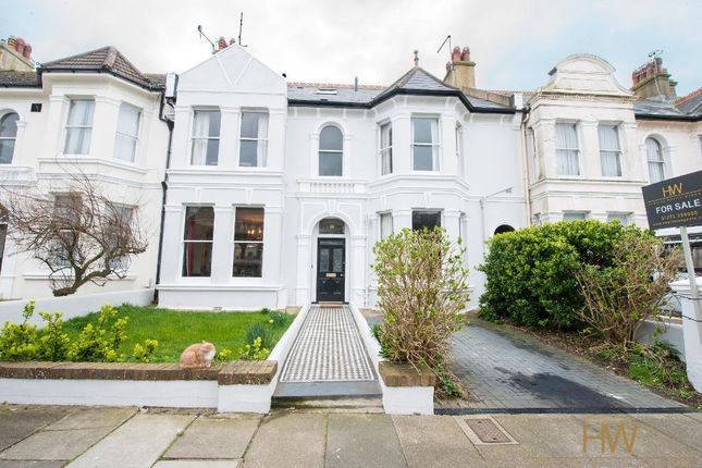 Thumbnail Semi-detached house for sale in Sackville Gardens, Hove, East Sussex