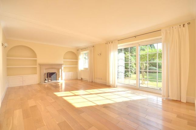 Thumbnail Detached house to rent in Gaviots Way, Gerrards Cross