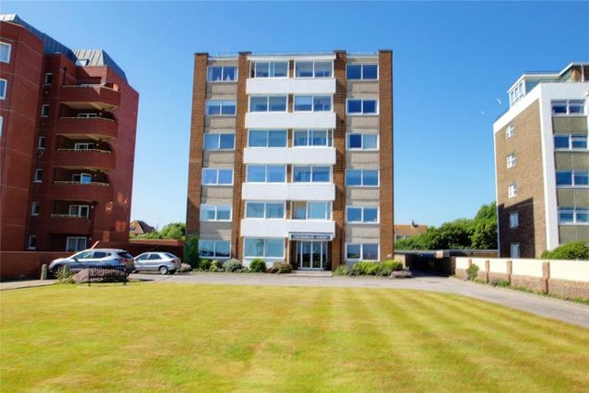 Thumbnail Flat for sale in Caversham Court, West Parade, Worthing