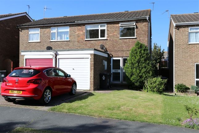 Thumbnail Semi-detached house for sale in Porters Way, Polegate, East Sussex