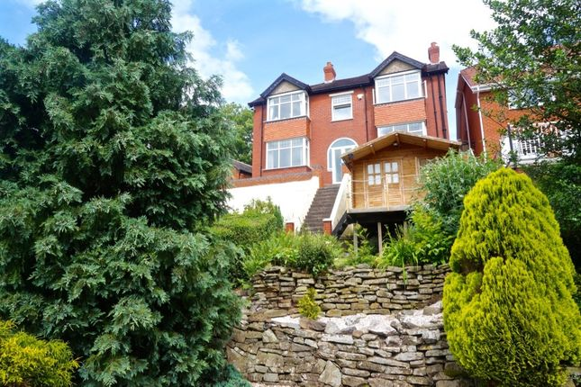 Thumbnail Detached house for sale in Berwick Road, Shrewsbury