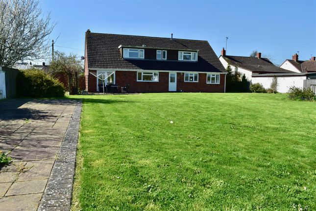 Thumbnail Detached house for sale in Barton Lane, Ruishton, Taunton