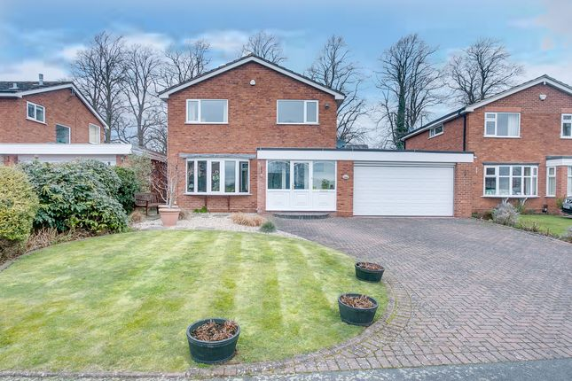 Thumbnail Detached house for sale in Southmeade Gardens, Alcester Road, Studley