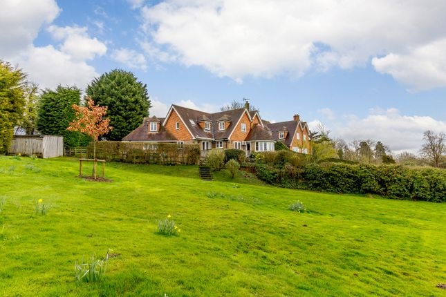 Thumbnail Detached house for sale in Henley Park, Cobbett Hill Road, Normandy, Guildford