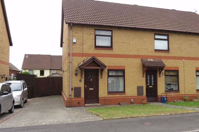 Thumbnail End terrace house to rent in Foster Drive, Penylan, Cardiff