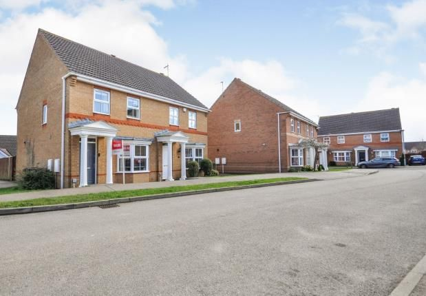 3 bed semi-detached house for sale in Woodgate Road, Wootton, Northampton, Northamptonshire NN4