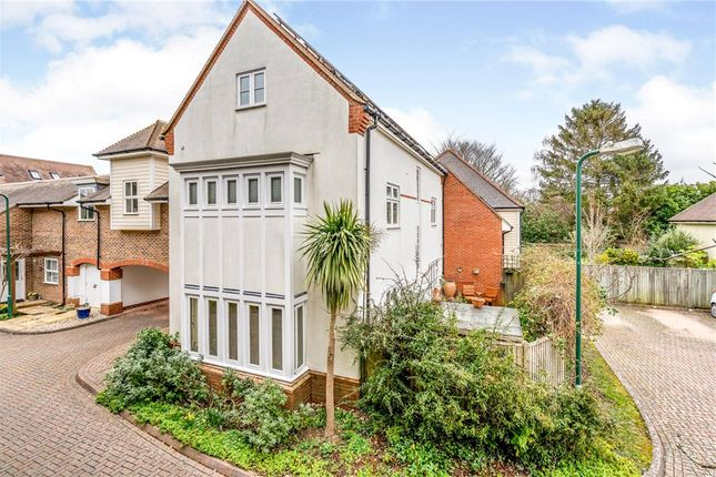 Thumbnail End terrace house for sale in Pears Grove, Southbourne, West Sussex