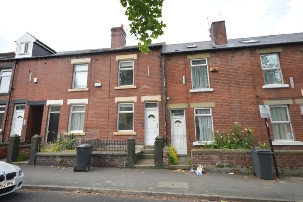 Thumbnail Shared accommodation to rent in Pomona Street, Ecclesall Road