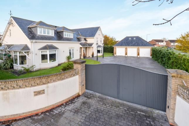 Thumbnail Detached house for sale in Ingleby Close Farm, Crosswell Park, Stockton-On-Tees, Durham