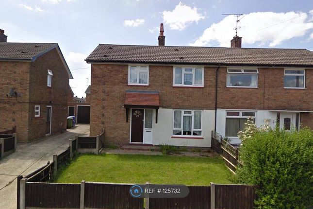 3 bed semi-detached house to rent in Parkway, Mansfield
