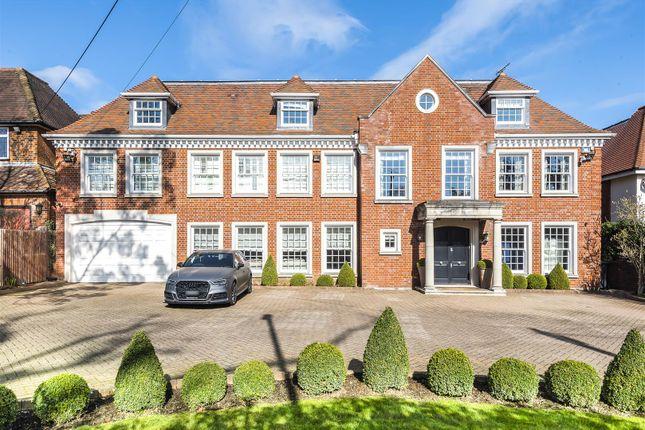 Thumbnail Property for sale in Beech Hill Avenue, Hadley Wood, Barnet