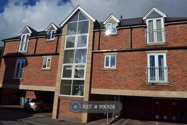 Thumbnail Flat to rent in Eden Place, Grantham