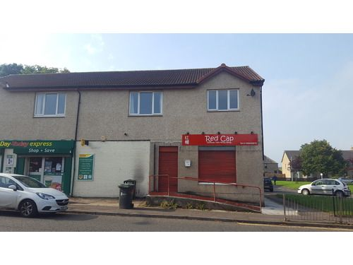 Thumbnail Flat to rent in Uphall Station Road, Pumpherston, Livingston