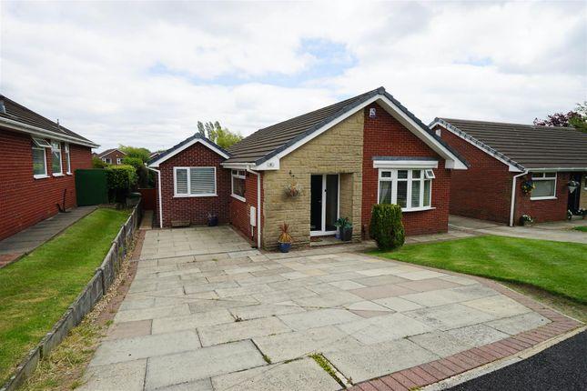 Thumbnail Detached bungalow for sale in Chesterton Drive, Ladybridge, Bolton