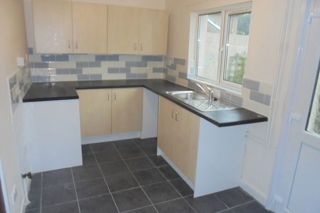 Thumbnail Terraced house to rent in Wyndham Crescent, Aberaman