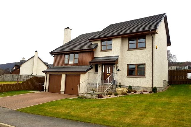 Thumbnail Detached house for sale in Lodge Lane, Aviemore