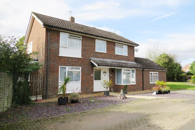Thumbnail Detached house for sale in Snowcroft, Capel St. Mary, Ipswich