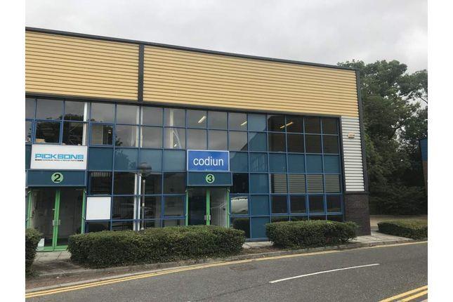 Thumbnail Light industrial to let in Unit 3 Woodside, Swindon