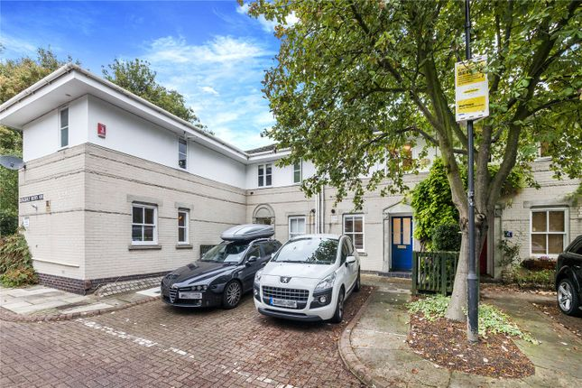 Exterior of Bergholt Mews, Camden, London NW1