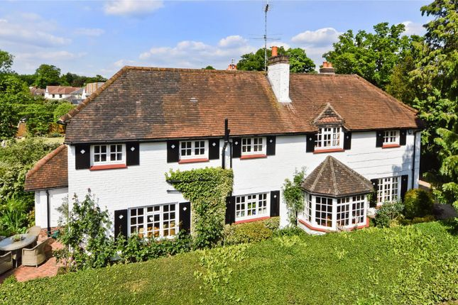 Thumbnail Detached house for sale in Blundel Lane, Stoke D'abernon, Cobham, Surrey