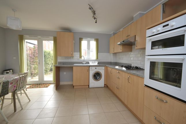 Thumbnail Terraced house to rent in Trubshaw Close, Horfield, Bristol