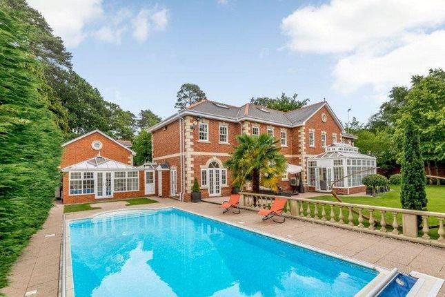 Thumbnail Detached house for sale in Brockenhurst Road, Ascot, Berkshire