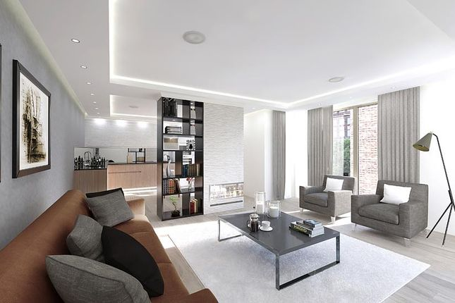 Thumbnail Flat for sale in Leighton Road, London