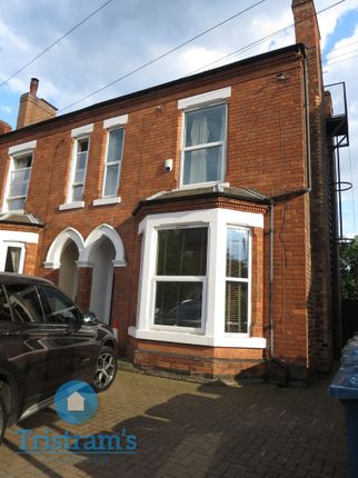 8 bed semi-detached house to rent in George Road, West Bridgford, Nottingham NG2