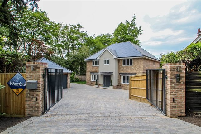 Thumbnail Detached house for sale in Middleton Road, Camberley, Surrey