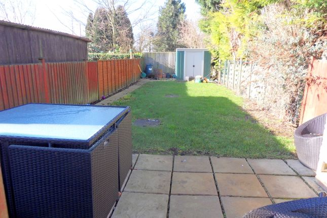 Rear Garden of Little London, Long Sutton, Spalding, Lincolnshire PE12