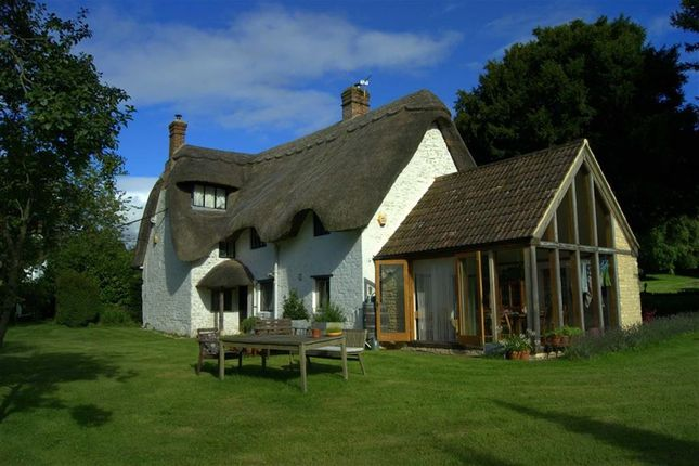 Thumbnail Cottage to rent in Yew Tree Cottage, 45, Compton Bassett, Wiltshire