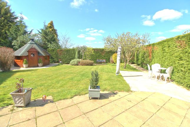 Rear Garden of Hoylake Avenue, Walton, Chesterfield S40